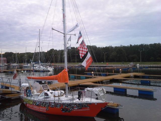 Jacht Perła Gdynia